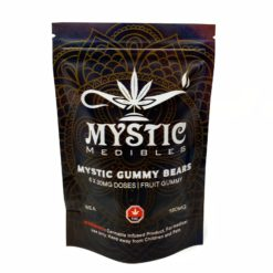 Mystic Edibles Gummy Bears | Kush Station | Buy Weed Online