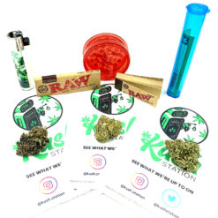 Kush Welcome Kit | Kush Station | Buy Weed Online