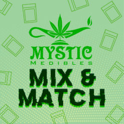 Mystic Mix & Match | Kush Station | Edibles | Buy Weed Online